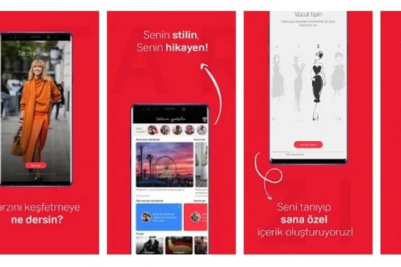 Tarzını Yakala Mobile Apps